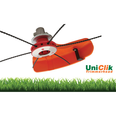 UniClik universal trimmer head