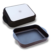 Baking & Roasting Dish  32x25x7cm including oven-proof flat lid
