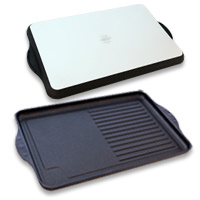 Grill plate  43x28x2cm