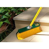 Rake Broom Outdoor 45cm, telescopic handle included