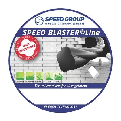 Speed Blaster pre-cut 3.3mm Trimmer Line 100 Pack